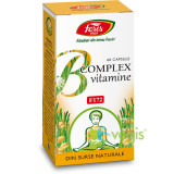 B Complex Vitamine Naturale (F172) 60cps
