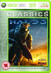 Joc XBOX 360 Halo 3 Classics