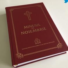MINEIUL PE NOIEMBRIE, INSTITUTUL BIBLIC 2017