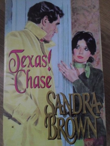TEXAS! CHASE-SANDRA BROWN