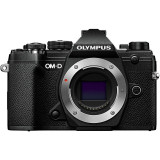 Aparat foto Mirrorless Olympus E-M5 Mark III 20.4 Mpx Black Body