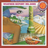 Weather Report Mr. Gone remastered (cd)