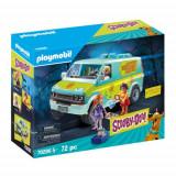 Set de Constructie Scooby Doo Masina Misterelor, Playmobil