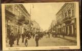 Carte Postala Ilustrata, Ramnicu Sarat, Str. Victoriei, 1918