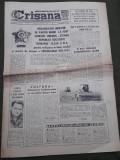 Ziar Crisana Oradea Bihor 18 aprilie 1976