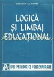 Logica Si Limbaj Educational - Constantin Salavastru