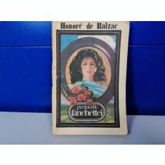 Honore de Balzac- Peripetiile Fanchettei   /  C12