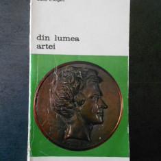 DAIVD D`ANGERS - DIN LUMEA ARTEI