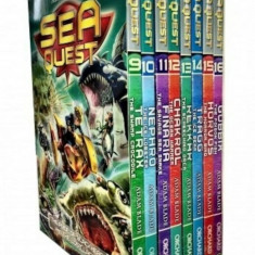 Sea Quest Series 3 and 4