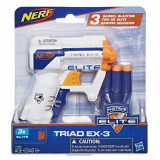 Cumpara ieftin Blaster Nerf Elite Triad Ex3