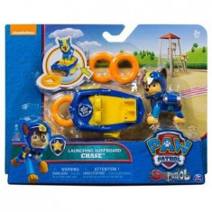 SET FIGURINE DELUXE PAW PATROL CHASE