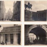 Lot 7 fotografii private soldati germani in Bucuresti