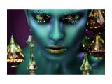 Cumpara ieftin Tablou Sticla Avatar, 120 x 80 cm