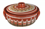 Oala ceramica,lut 1l Devon