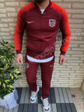 Trening FC BARCELONA noul model  2018-2019 PANTALONI CONICI SUPER CALITATE, L, M, XL, XXL, Bleu, Orange, Microfibra