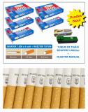 OFERTA - 5.000 tuburi de tigari SENATOR + Injector clasic pentru tutun