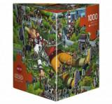 Cumpara ieftin Puzzle Heye Gulliver, 1000 piese