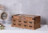 Cutie din lemn pentru depozitat diverse obiecte LOF044, Accesorii mobilier