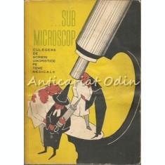 Sub Microscop. Scrieri Umoristice Pe Teme Medicale - Dr. N. Tofan