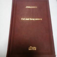 CEL MAI LUNG AMURG - THEODOR CONSTANTIN - Nuvele - Editura ADEVARUL (de lux)