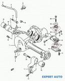 Bucsa tampon grup / diferential spre spate Suzuki Vitara (1988-1999)[ET,TA,TD], Array