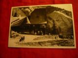 Ilustrata Lacul Rosu - Cabana Turistilor , anii '50
