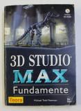 3D STUDIO MAX - FUNDAMENTE de MICHAEL TODD PETERSON , 1998