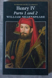 William Shakespeare - Henry IV (1 + 2) (ed. Cedric Watts; Wordsworth Classics)
