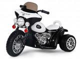 Cumpara ieftin Motocicleta electrica pentru copii, POLICE JT568 35W STANDARD Alb
