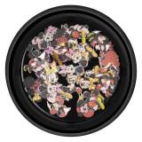 Decoratiuni Unghii Nail Art LUXORISE, Cartoon Box