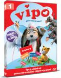 Vipo descopera lumea / Vipo: Adventures of the Flying Dog - Sezonul 1 Volumul 1 - DVD Mania Film
