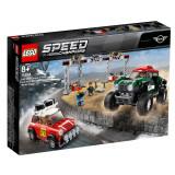 LEGO® Speed Champions - 1967 Mini Cooper S Rally si automobil sport 2018 MINI John Cooper Works 75894