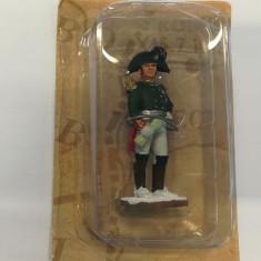 Figurina Razboaiele Napoleoniene - Generalul Stroganov 1812 - plumb