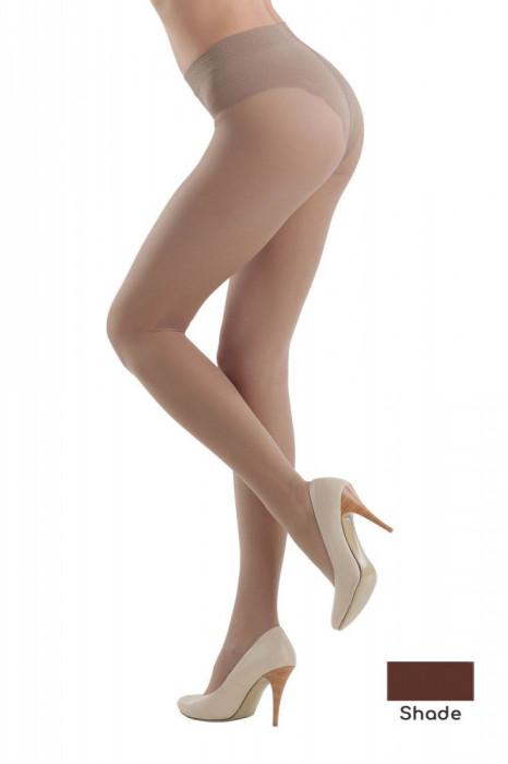 Ciorap Modelator cu Chilot Dantelat Style 20 Den - Shade, 2-S Standard