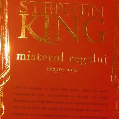 Misterul Regelui Despre Scris de Stephen King