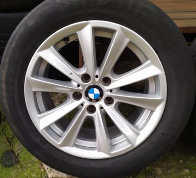 Roti/Jante BMW 5x120, 225/45 R17, Seria 5, F10, F11, Seria 3 foto