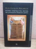 Jean-Jacques Rousseau - Despre contractul social