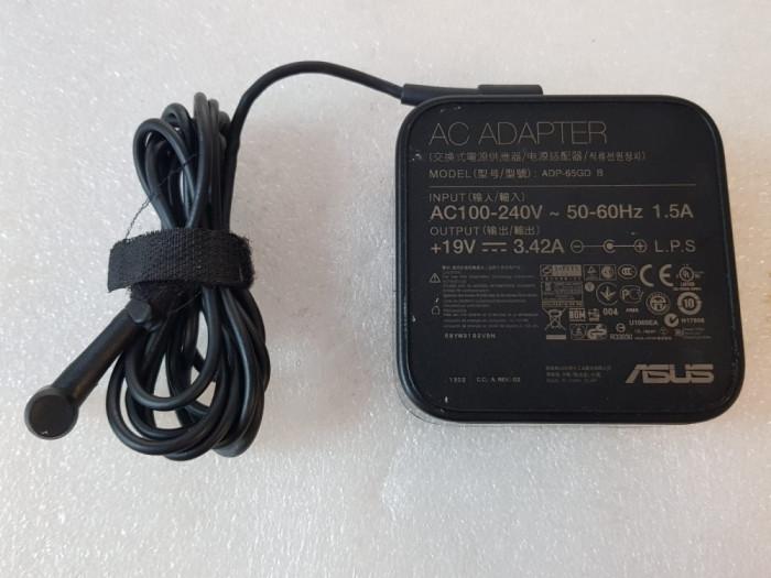 Incarcator Laptop Asus ADP-65GD B 19V 3.42A 65W - poze reale