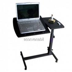 Masuta Reglabila Laptop Folding Computer Desk
