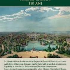 TRASU URBAN BUCURESTI- PARCUL CAROLI 110 ANI - brosura