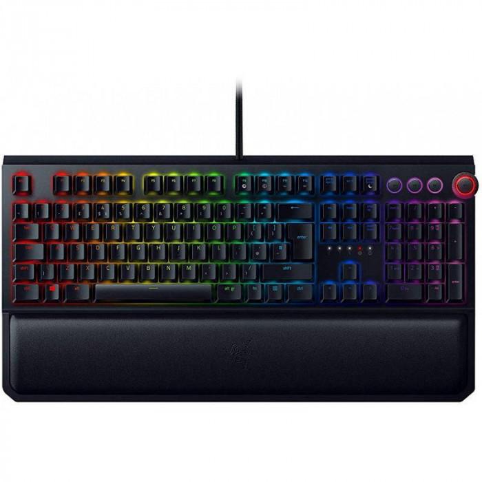 Tastatura gaming Razer BlackWidow Elite Yellow Switch