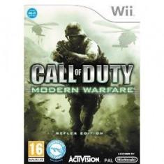 Call of Duty Modern Warfare - Reflex Wii