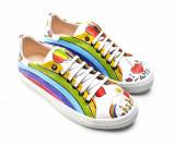 Pantofi sport dama Rainbow 38