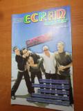 Ecran magazin 21-27 august 2000-eminem,marilyn monroe,delia vranceanu