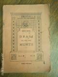 DRAGI SA NE FIE MUNTII- NESTOR URECHIA, 1916 / BIBLIOTECA CERCETASII ROMANIEI