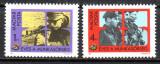 UNGARIA 1982, Aniversari - 25 de ani - Militia, MNH, serie neuzata