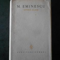 MIHAI EMINESCU - OPERE ALESE volumul 3