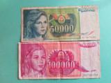 Bancnote Yugoslavia
