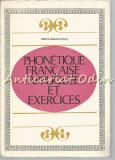 Cumpara ieftin Phonetique Francaise Appliquee Et Exercices - Janeta Draghicescu