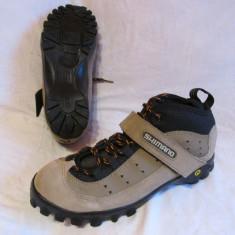 Pantofi ciclism MTB SHIMANO  SH-M-057, marime 40 EU (25.5 cm)